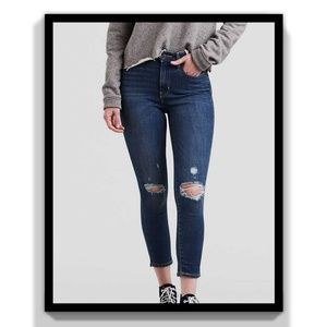Levi's 721 High Rise Skinny Jean's Size 29